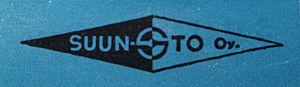 Suunto - The original logo of Suunto