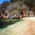 Orilla de Playa en Isla del parque Nacional Mochima..jpg