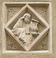 Orsanmichele, decorazione trifora 12.JPG