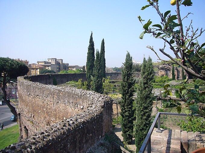 Orto s Croce e mura 1120340
