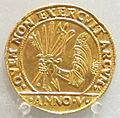 Osella veneziana, francesco morosini, anno V, 1692.JPG