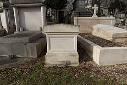 Tomb of Georges Sauvage