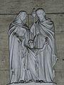 Périgueux église St Georges statue Sainte famille (1).JPG