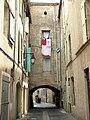 Pézenas - Rue Juiverie et porte du Ghetto -234.jpg