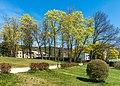 Pörtschach Johannaweg Park im Frühling 15042020 8735.jpg
