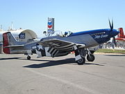 P-51 Little Sandra at PCDM 2008 3.JPG