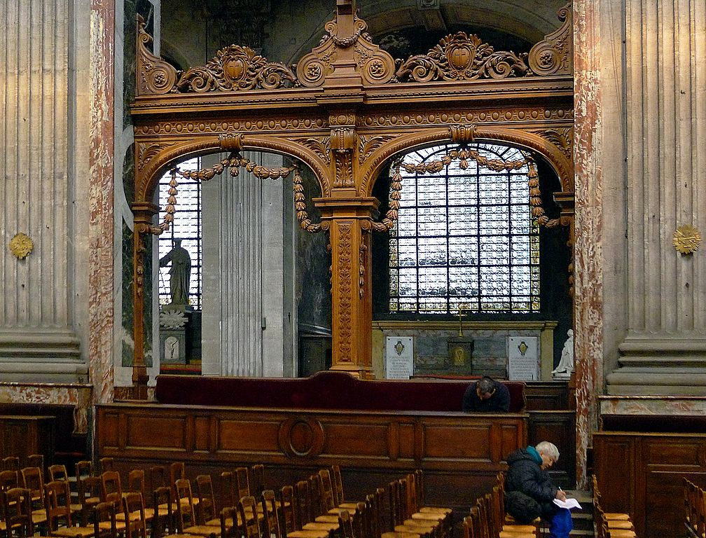 file p1010186 paris v eglise saint sulpice banc d 39 oeuvre reductwk jpg wikimedia commons. Black Bedroom Furniture Sets. Home Design Ideas