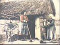PBK, uitg. Onbekend; schuurtje met rieten dak - Gemert - 20510692 - RCE.jpg