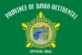 Bandera de Davao Occidental
