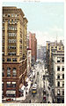 POSTCARD Gratiot Ave from State and Griswold Sts.jpg