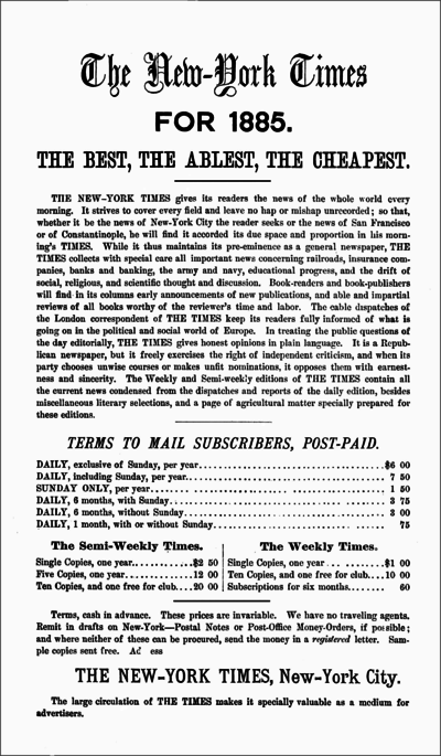PSM V26 D915 New york times 1885.png