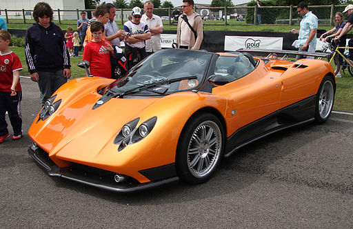 Top 10 most expensive cars  OopsNews