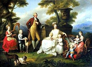 Ferdinand I and His Family