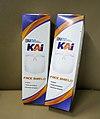 Paket pelindung wajah dari KAI.jpg