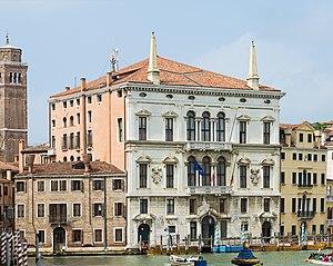 Balbi - Palazzo Balbi on Grand Canal