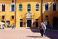 Palazzo Municipale di Ferrara - Piazza del Municipio (ex Cortile ducale).jpg
