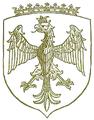 Palermo-Stemma (Fazello - 1560).png