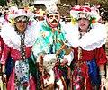 Pallas de Caujul Fiesta En honor a la Virgen de Wicha y la muerte de Atahualpa el 12 de octubre.jpg