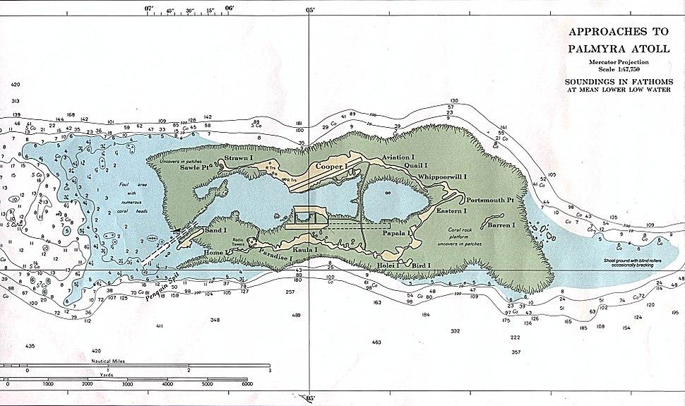 Palmyra atoll 91