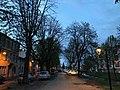 Pamiers, promenade des maquisards la nuit.jpg