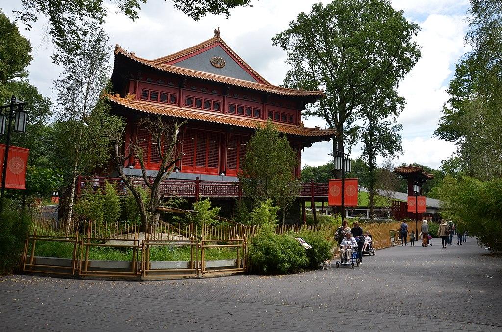Pandasia Ouwehands Dierenpark 2017 4