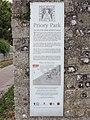 Panneau entrée Lewes Priory.jpg