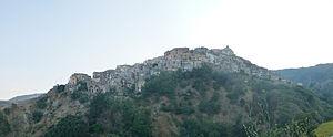 Badolato - Image: Panorama Badolato superiore