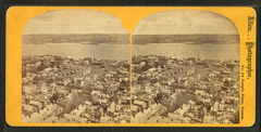 Panorama from Bunker Hill monument, north, by E. L. Allen.png