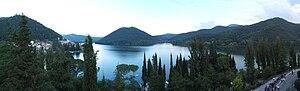 Lago di Piediluco - Panoramic view