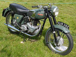 Phelon & Moore - Model 75 350 cc 1954 onwards