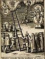 Paradisus sponsi et sponsae in quo messis myrrhae et aromatum ex instrumentis ac mysterijs passionis Christi colligenda, vt ei commoriamur - et, Pancarpium Marianum, septemplici titulorum serie (14597070810).jpg