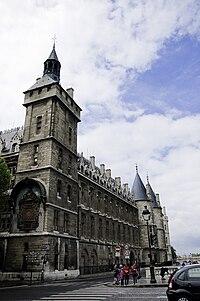Paris (75001) La conciergerie.jpg