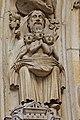 Paris - Cathédrale Notre-Dame - Portail du Jugement Dernier - PA00086250 - 047.jpg