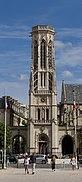 Paris 75001 Mairie Ier arrondissement 20100822 beffroi.jpg