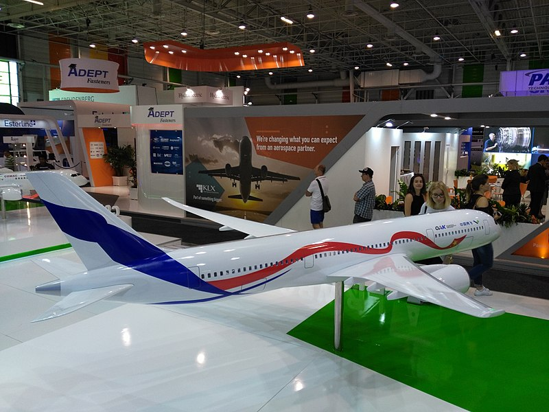 Paris Air Show 2017 Comac C929