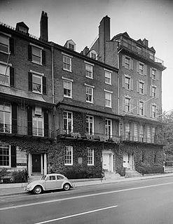 Cornelius Coolidge American real estate developer