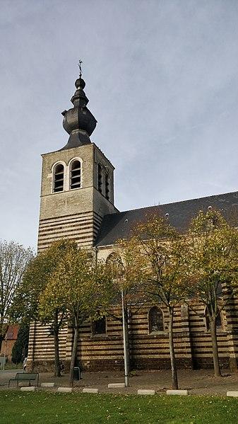 Parochiekerk Sint-Jan-Baptist, Werchter