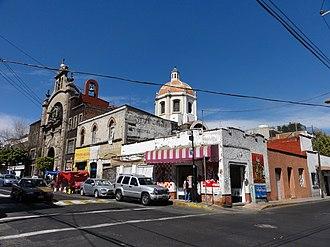 San Miguel Chapultepec - Parroquía de San Miguel Arcángel