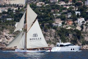 Partridge 1885 - Partridge at 2012 Monaco Yacht Show