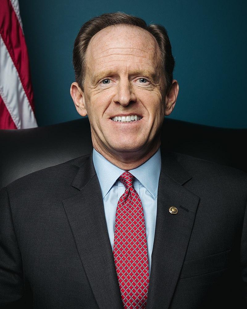 Toomey in 2018