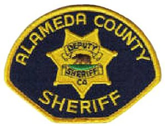 Alameda County Sheriff's Office - Image: Patch of the Alameda County Sheriff's Office