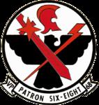 Patrol Squadron 68 (US Navy) insignia 1972.png
