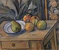 Paul Cézanne - The Large Pear (La Grosse poire) - BF190 - Barnes Foundation.jpg