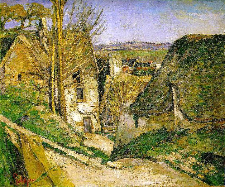 Datei:Paul Cezanne, The Hanged Man's House, 1873.jpg - Wikipedia