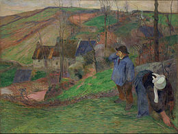 Paul Gauguin - Landscape of Brittany - Google Art Project.jpg