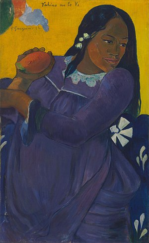 Vahine no te vi - Image: Paul Gauguin 126