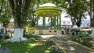 Pavilion of Ciudad Quesada
