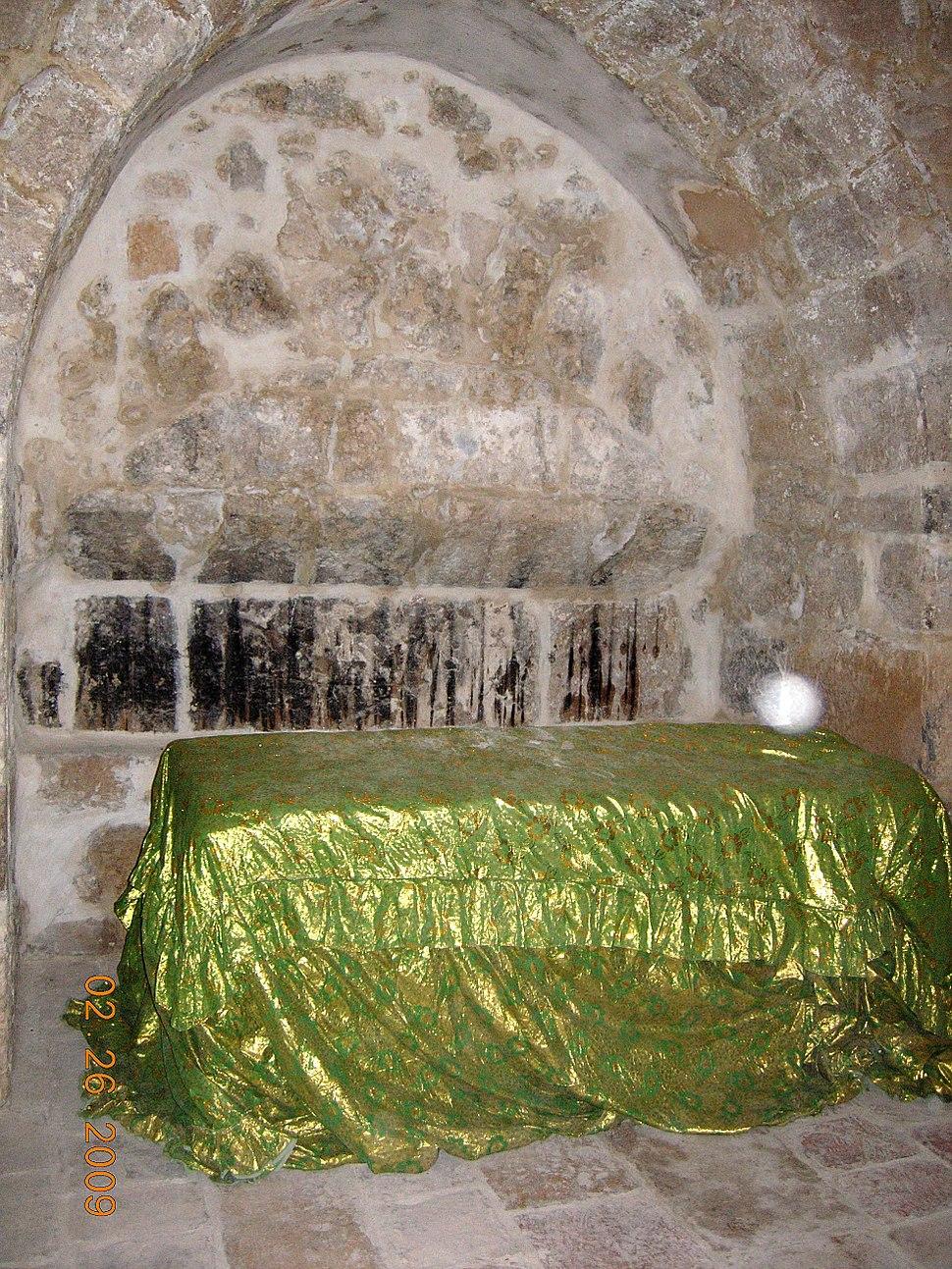 Pelagia Grave 1