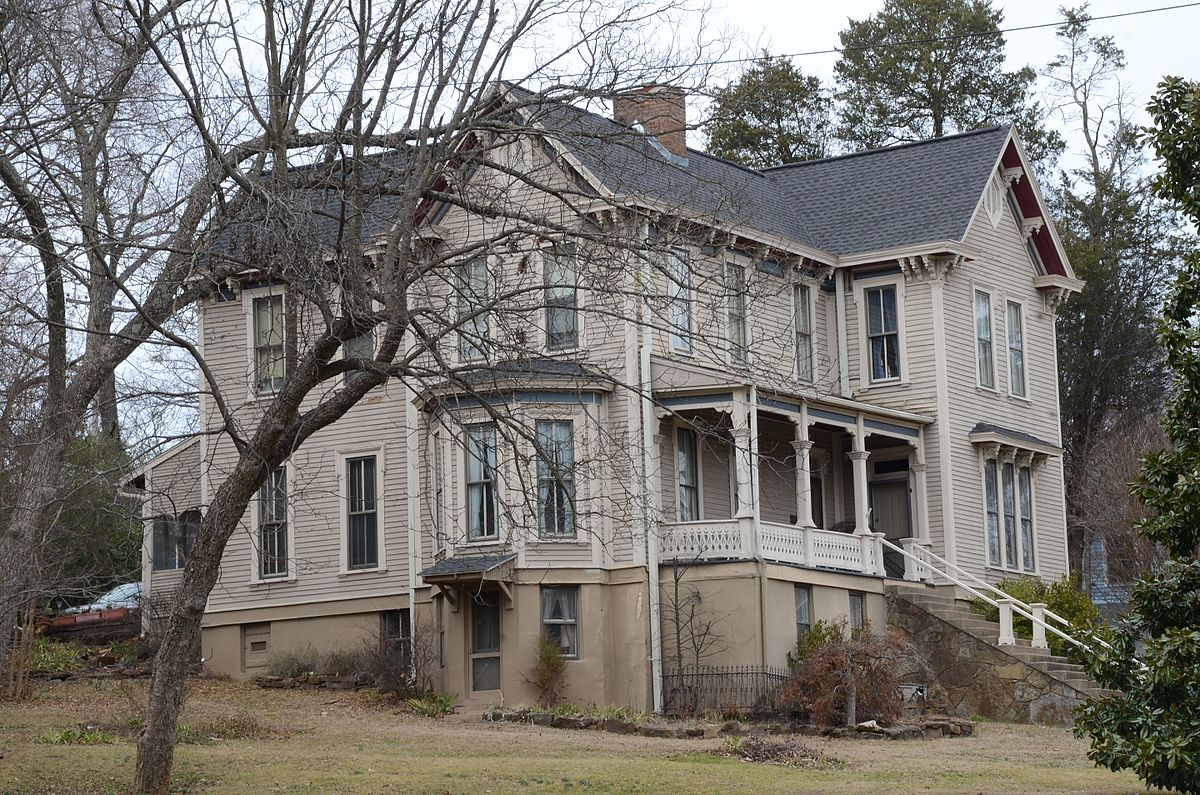 Pennington House Clarksville Arkansas Wikipedia
