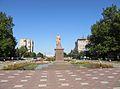 Peremohy (rus. Pobedy) Square, Melitopol, Zaporizhia oblast, Ukraine 1.JPG
